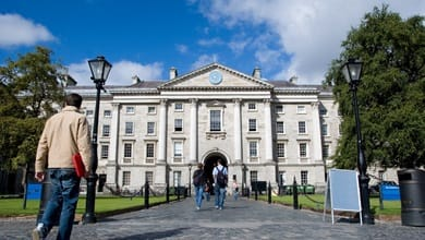 Study in Ireland: making an application