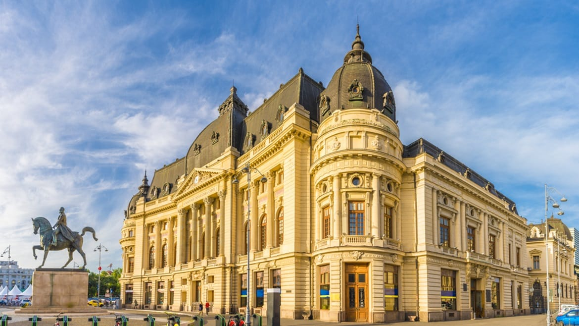 Study in Romania: making an application