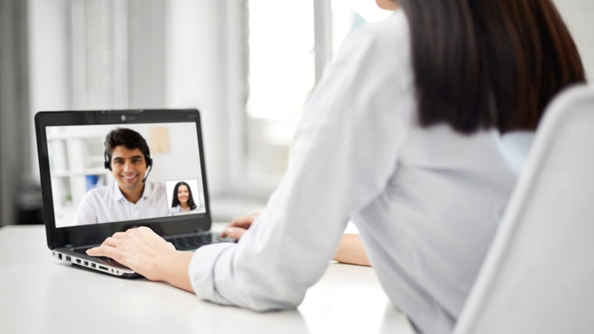 How to survive online university interviews