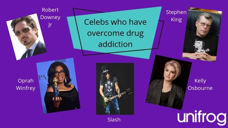 Coping with drug addiction