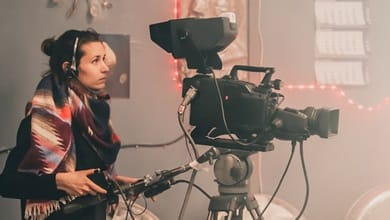 Get on the ladder: TV, radio and film production