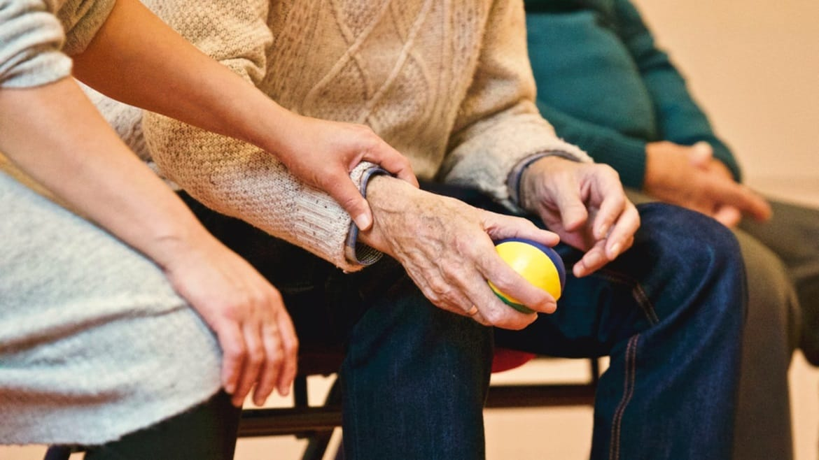 The age of the ageing population