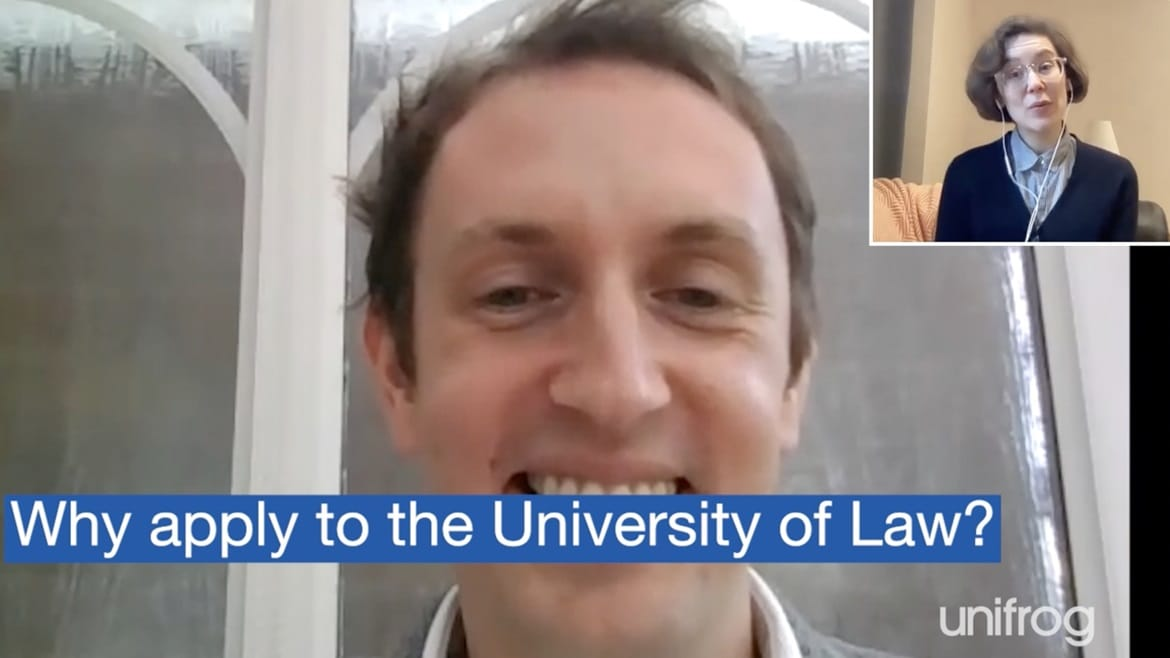 The University of Law: What it's really like