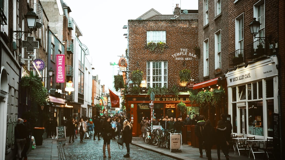 Why study in Ireland?