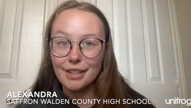 How I got in: Alexandra's story