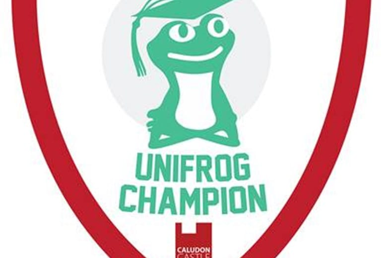 Who will your Unifrog Champion be?