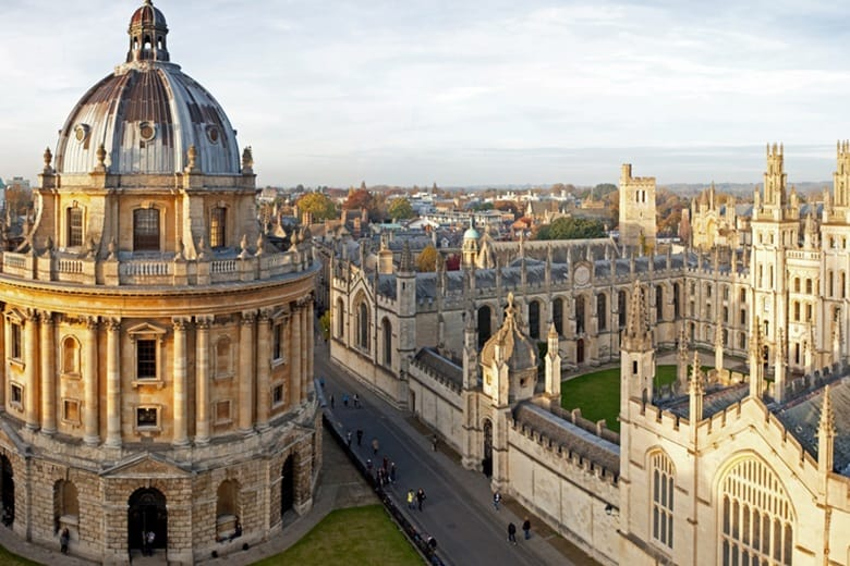 An Oxford University interview experience