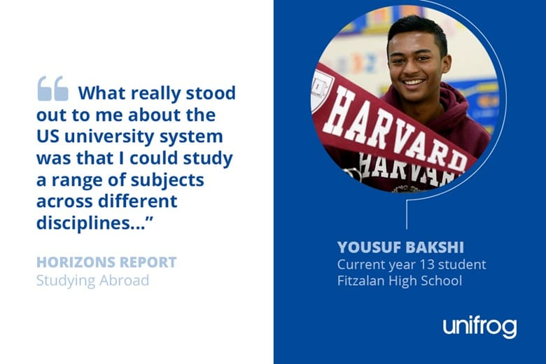 Horizons Chapter 4: Studying Abroad