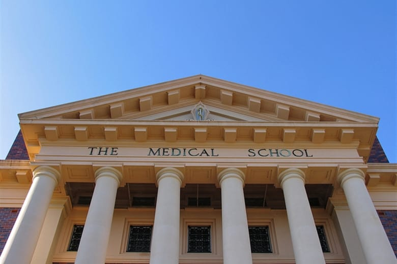 How do you choose your medical schools?