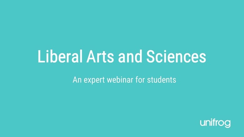 Subject discovery: Liberal Arts and Sciences