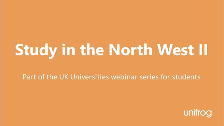 UK University Series: Study in the North West II